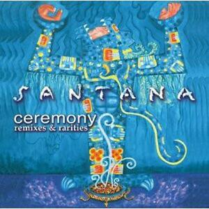 Santana - Ceremony (Remixes & Rarities) (CD) - Italia - Santana - Ceremony (Remixes & Rarities) (CD) - Italia