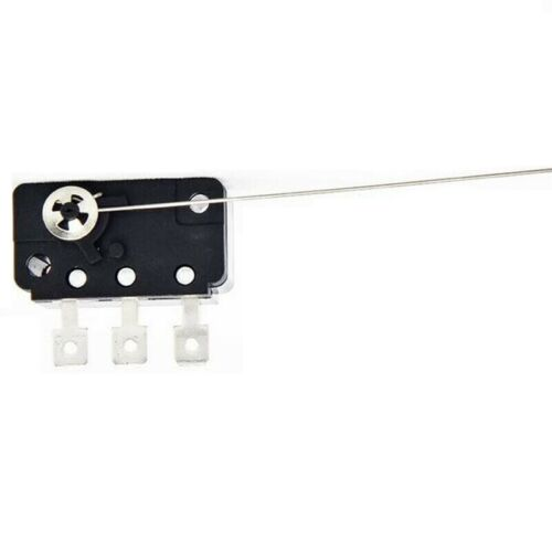 5 Pieces Long Hinge Microswitch Arcade Change-Coin Acceptor Micro Switch