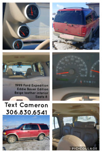 1999 Ford Expedition Eddy Bauer Edition