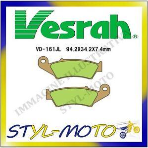 VD-161JL-PASTIGLIE-FRENI-ANTERIORI-SINTERIZZATE-VESRAH-CR-125-R-1998