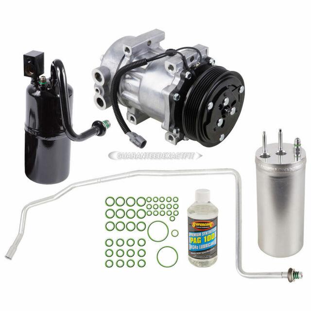 For 2000 Jeep Cherokee XJ 4.0L AC Compressor & A/C Kit