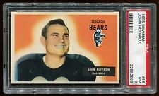 1955 Bowman #56 John Hoffman Bears NM