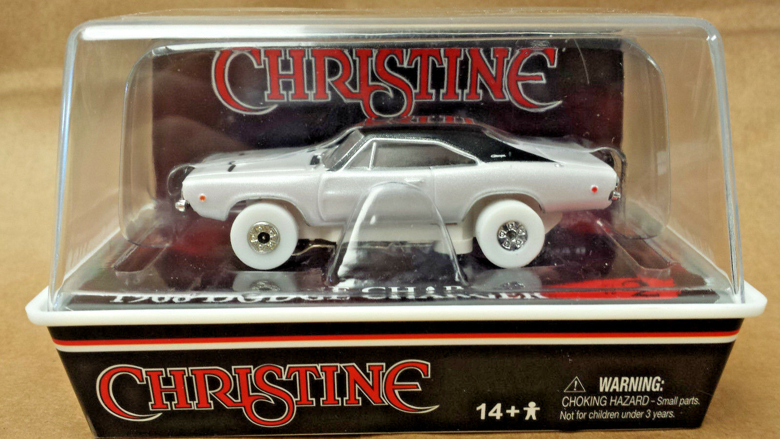 1968 Dodge Charger  Christine  iWheels   Chase  Auto World Ultra-G  NEW