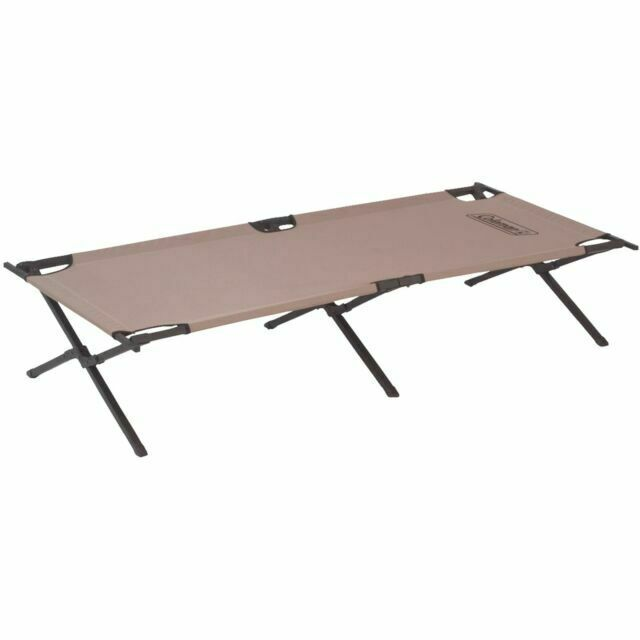 Military Camping Cot for sale online Coleman 2000020274 Trailhead II Cot