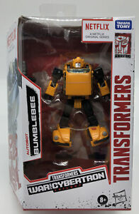 Transformers Generations Netflix War For Cybertron Trilogy Bumblebee New MISB