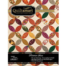 Quiltsmart Classic Pack Pumpkin Seed Fusible Interfacing Pattern Kit