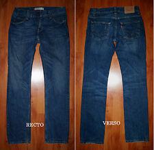 """JEANS LEVIS 511 """"Slim-fit"""" W32 L34 (FR t42) bleu foncé"""