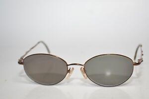 7472e58f86 Vintage Nine West 93 Sunglass Eyeglass Frames 52  18-135MM Wavy Arms ...