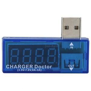 Blue-Portable-USB-Power-Portable-Mini-Current-and-Voltage-Tester-Detector-LSRG
