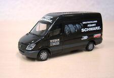 "Herpa - MB Sprinter Kasten ""Fulda / Weber Transport GmbH"" - Nr. 049931 - 1:87"