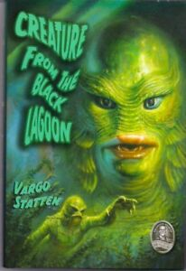 Signed-CREATURE-FROM-THE-BLACK-LAGOON-1st-US-HC-Signed-Julie-Adams