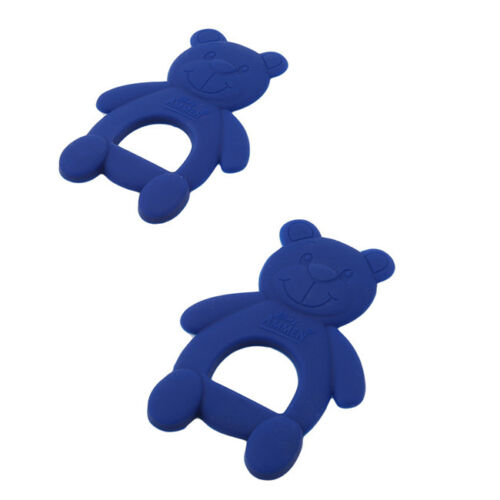 Baby Teething Bracelet Toy Bear Shaped Silicon Teether for Baby Infant LH