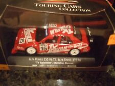 "Onyx Touring Cars 1:43 Alfa Romeo ITC 96 ""TV Spielfilm"" Christian Danner #15"