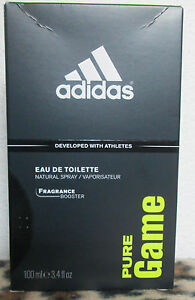 ADIDAS-PURE-GAME-COLOGNE-3-4-OZ-100-ML-NIP-EDT-SPRAY-FOR-MEN