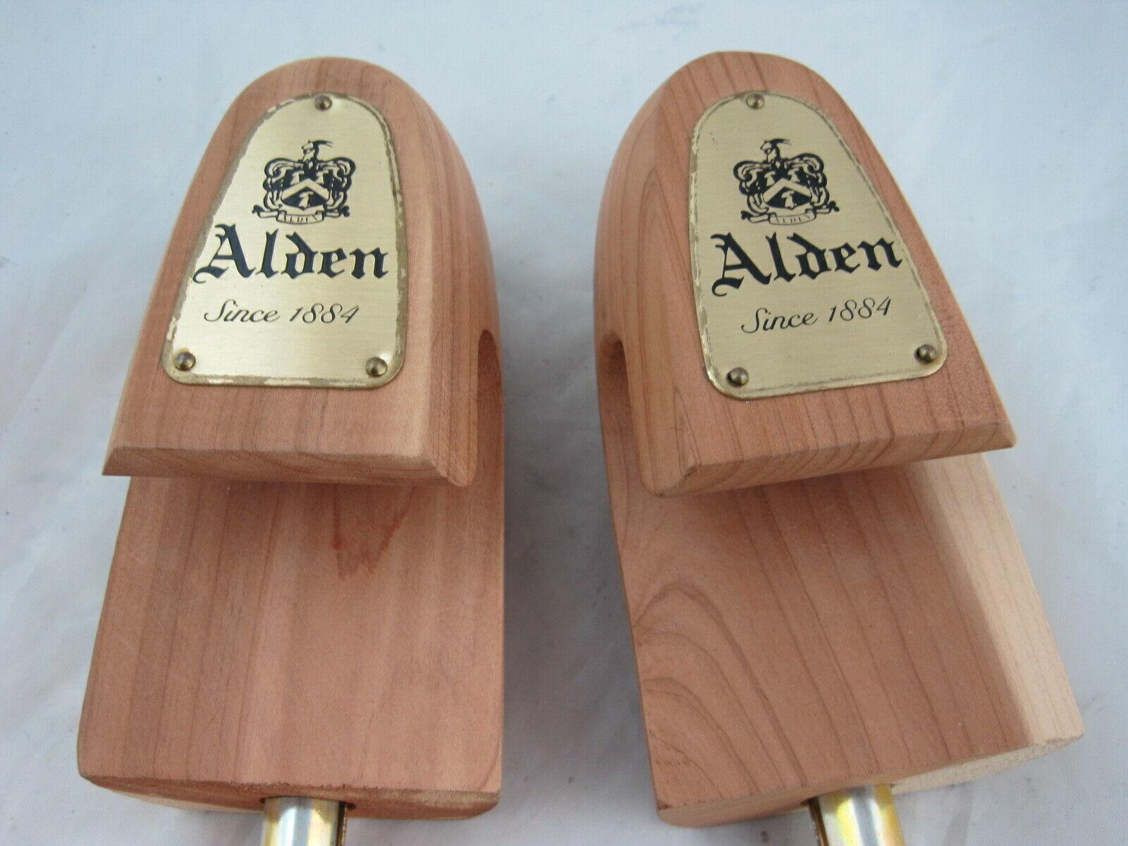 Alden Schuhspanner 46 - 48   Neuwertig   Hellbraun