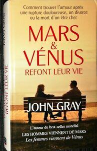 *  LIVRE  * MARS ET VENUS REFONT LEUR VIE  - JOHN GRAY