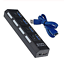 4 7 port USB 3.0 HUB With Power On//Off Switch High Speed Adapter Cable For PC