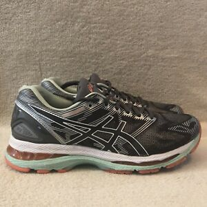 low priced f4fec 16110 Details about Asics Women's Gel Nimbus 19 Size 9 Running Shoes T751N(D)