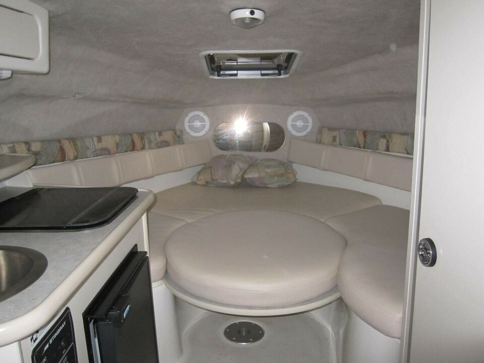 Stingray 240 CS, Motorbåd, årg. 2006