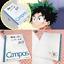 My Hero Academia Midoriya Izuku Diary Book Notebook Cosplay Prop Collection