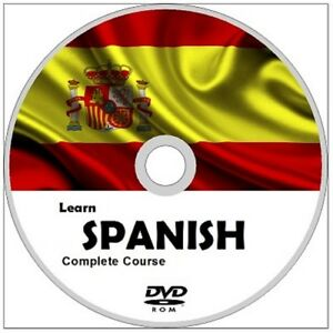 Learn-to-speak-SPANISH-COMPLETE-Language-Course-DVD-ROM-MP3-AUDIO-PDF-TEXTBOOKS