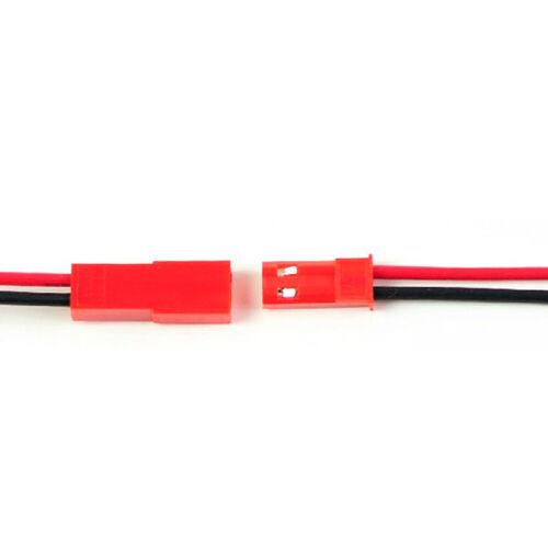 20pcs Battery Plug Power Supply Socket Smart DIY RC Model Connector Cable