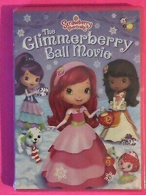 Strawberry Shortcake 1: The Glimmerberry Ball Movie ...