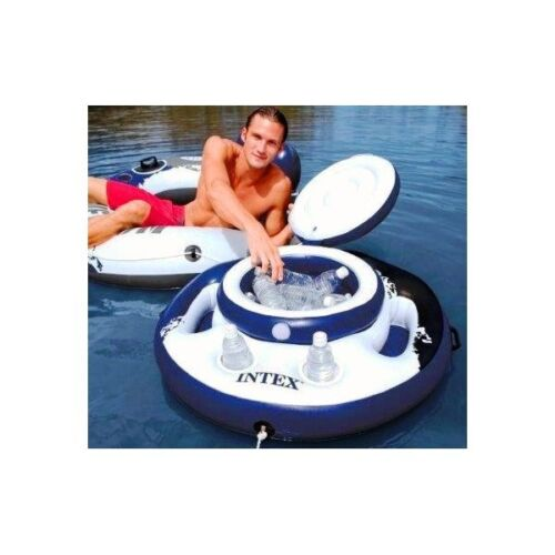 Intex-Mega-Chill-Floating-Drinks-Cooler-for-sea-swimming-pool-or-spa-hot-tub