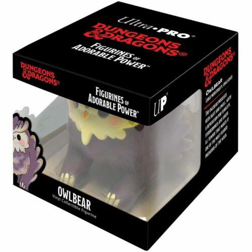 ULTRA PRO Dungeons and Dragons Owlbear Figurine Model Owl Bear NEW