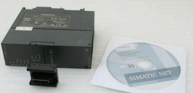 Siemens Lean Comunicaciones 6GK7343-1CX10-0XE0 Nuevo