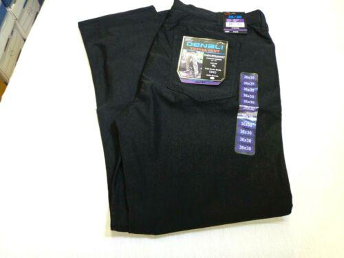 DENALI Black  UPF 50 Travel Pants Stretch NWT 36//30 Slim Straight Leg  MSRP  $52