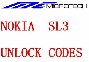 sl3 unlock by Local Brute Force calculation for Nokia SL3