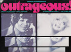 Outrageous-1977-Original Movie Soundtrack-11 Track-Record LP