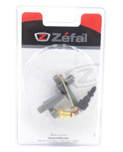 Zefal Pompe Adaptateur Kit pour balle pneu matelas Gonflable Jouet de l/'inflation Needle