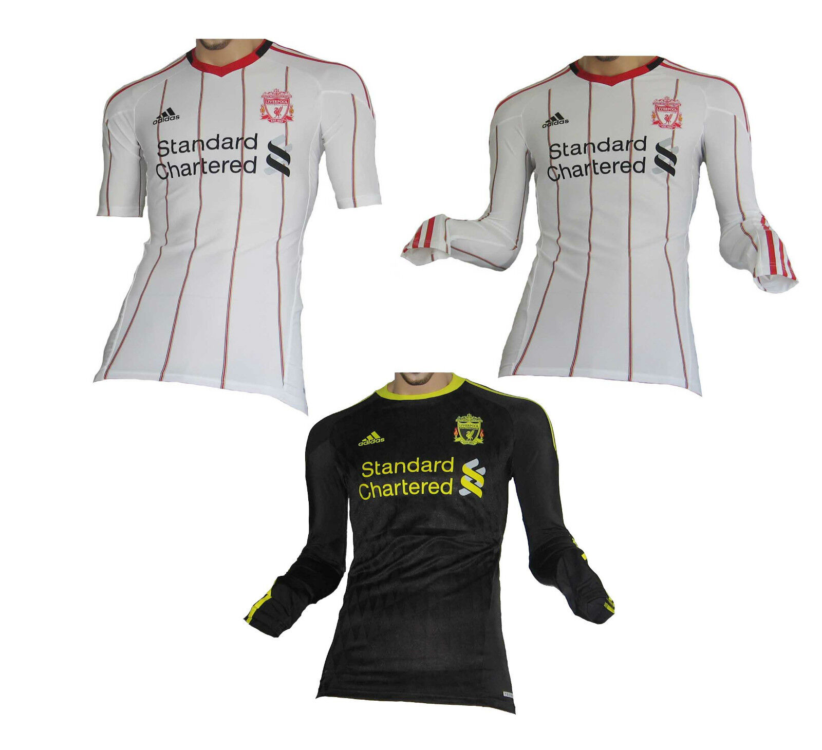 FC Liverpool Trikot TechFit Player Issue 2010 11 Adidas Adidas Adidas 146fcd