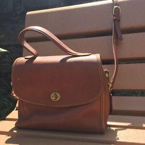 Details Vintage British About Court Bag Coach® Tan zMpUqVSGL