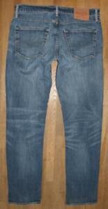 """Élastique Levi `S 511 D' Homme Jeans / Levis Blue-Jeans en Bleu W31 """" / L32 """""""