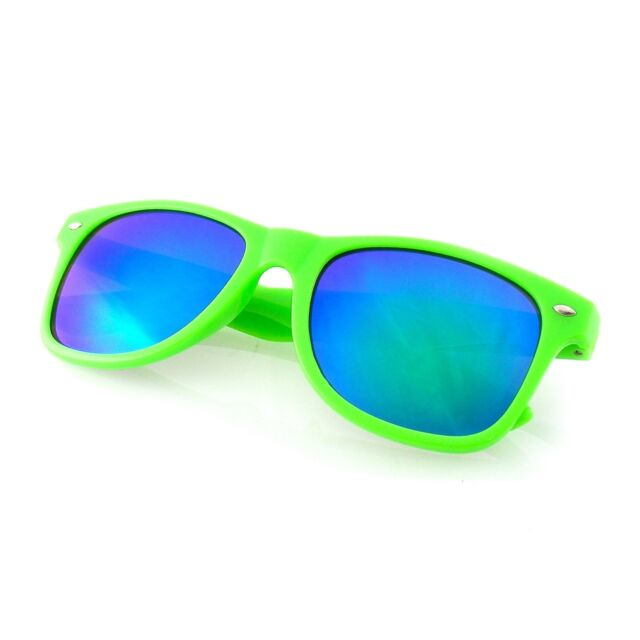 5bbe6eed4e Revo Flash Color Mirror Reflective Wayfarer Sunglasses Green. About this  product. Picture 1 of 2  Picture 2 of 2. Picture 2 of 2