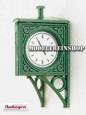Auhagen HO #41203 Victorian station clocks 3 Pieces - Victoriaanse Stations Klok