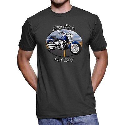 Spebus T-Shirts and Caps Motorcycle T Shirt Cowboy Baseball Hat Set for Men Black