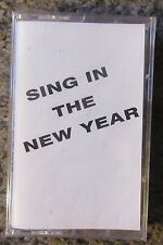 "V/A ""SING IN THE NEW YEAR""13TRX.1992 SONY MUSIC STILL SEALED OOP PROMO SAMPLER!"