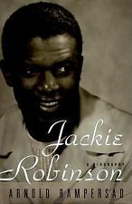 Jackie Robinson : A Biography by Arnold Rampersad (1997, Hardcover)