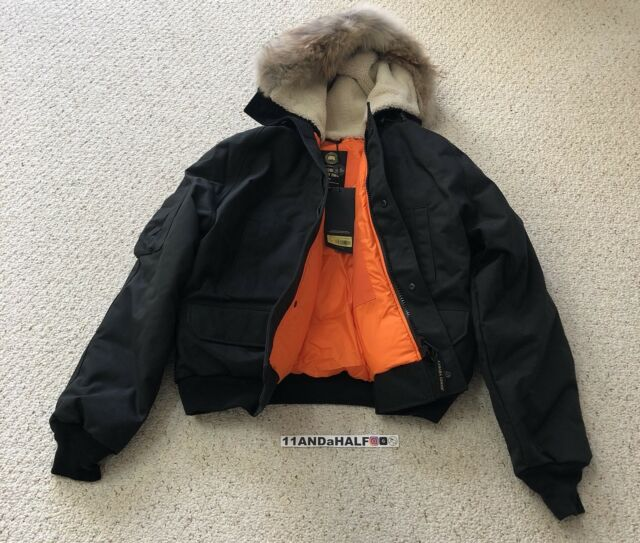 Ovo Canada Goose Drake Chilliwack Bomber Size Xxl Grey For Sale Online Ebay