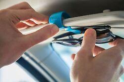 Bobino Brillenhalter Sonnenblenden-Klemme Halterung für Sonnenblende im Auto