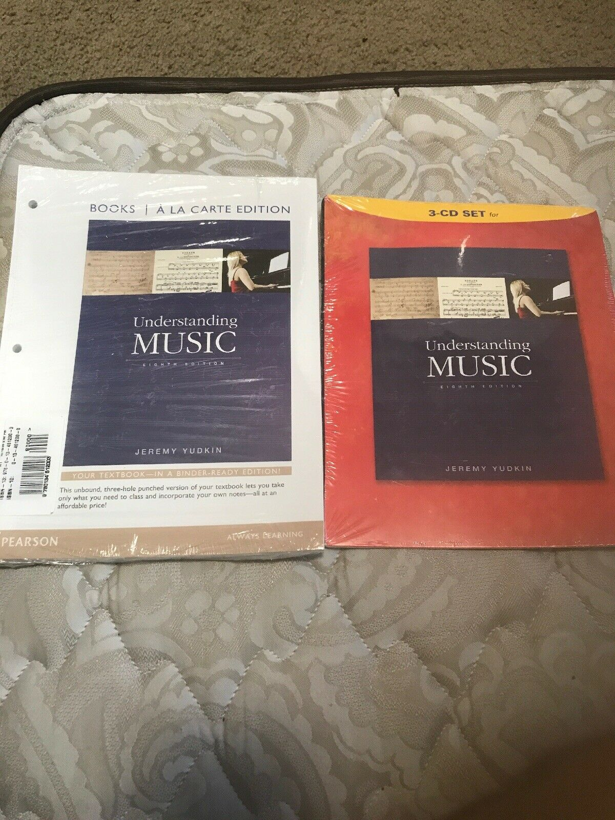 Understanding Music 3cd Set For Understanding Music By Jeremy Yudkin 2015 Cd Rom Trade Paperback For Sale Online Ebay