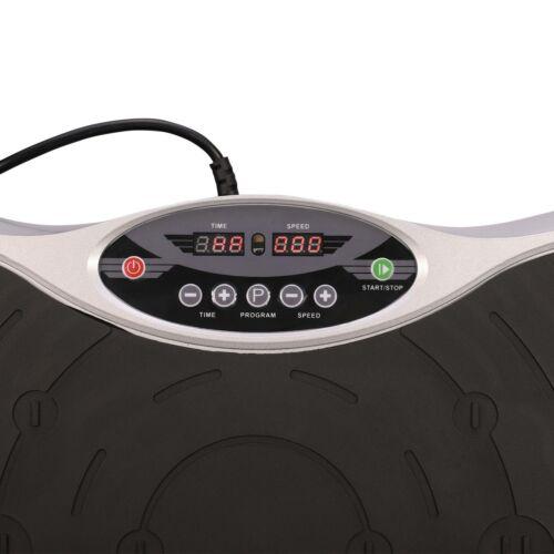 200W Vibrationsplatte Körper Vibrationstrainer Fitness Vibrationsgerät Trainer