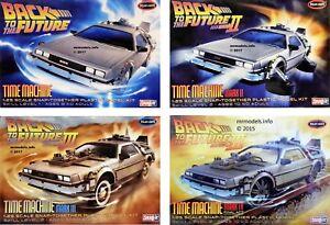 Polar-Lights-1-25-Back-To-The-Future-Car-Time-Machine-New-Plastic-Model-Kit-1-25