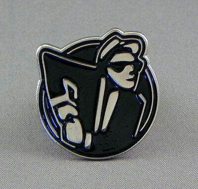 SKA DANCER PIN BADGE NEW IN PACKET