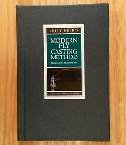 LEFTY-KREH-039-S-MODERN-FLY-CASTING-METHOD-Mastering-the-Essential-Casts