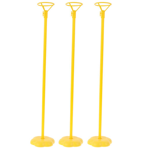 3 set Balloon Holder Stand Balloon Stand with Cups for Table Centerpieces  FG